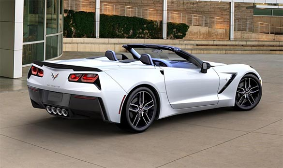Corvette Museum To Raffle Off 2017 Stingray Coupe And Convertible At Ncm Bash