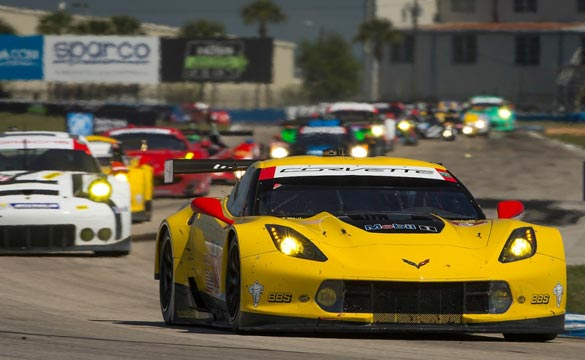 Corvette Racing Building a Second Generation C7.R for 2016's Rule Changes