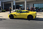 [PICS] Sneak Peek at of 2016 Corvette Stingray Shows New Color and Features