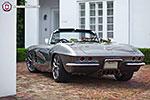 [PICS] Classic C1 Corvette Restomod on HRE Wheels