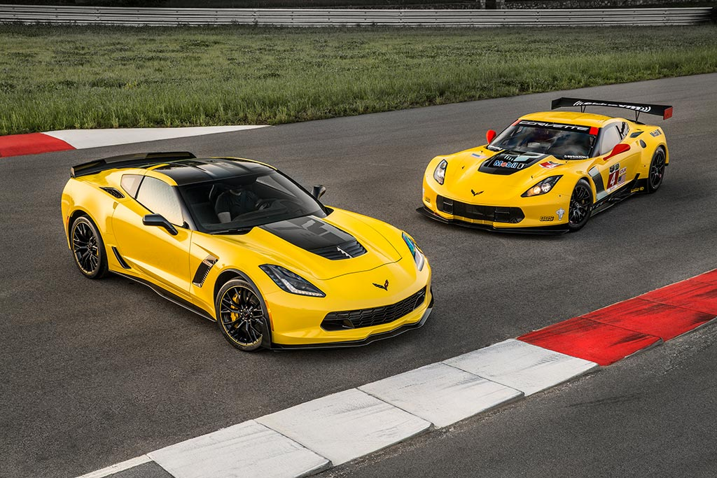 Official Chevrolet Introduces The 2016 Corvette Stingray