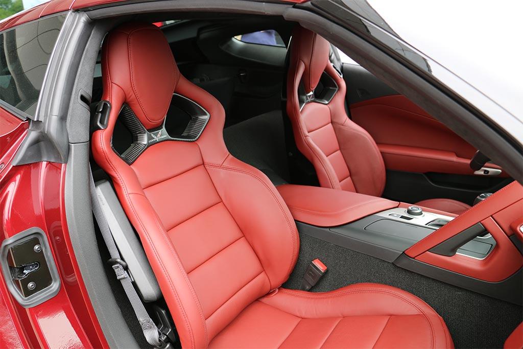 2016 corvette spice red design package - 2016 Corvette Stingray And Z06 Spice Red Design Package