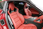 2016 Corvette Spice Red Design Package