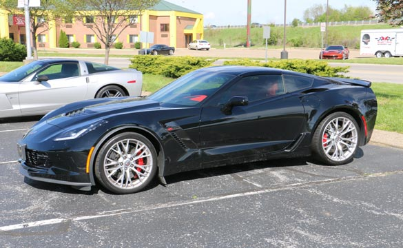 Chevrolet has Produced Over 8,200 Corvette Z06s in 2015