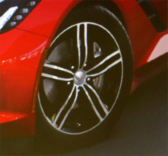 QG6 Standard 2016 Stingray Wheel