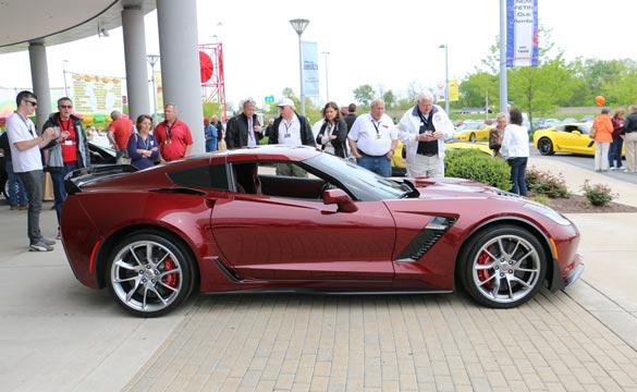 2016 Corvette Z06 Blade Wheel