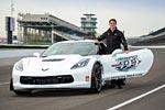 Jeff Gordon to Drive the Corvette Z06 Indy 500 Pace Car
