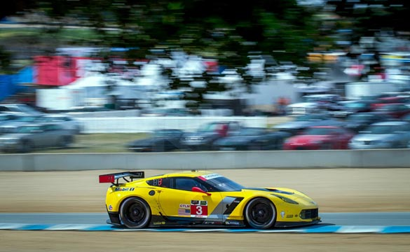 Corvette Racing at Laguna Seca: Going for Fourth Straight Monterey Win