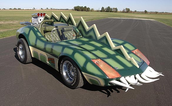 Mid America Motorworks' Mike Yager to Sell 11 Corvettes at Mecum Indy