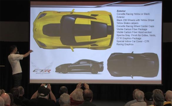 What's New for the 2016 Corvette