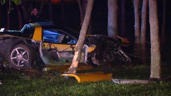 [VIDEO] Corvette Joyride Ends in Crash and Jail