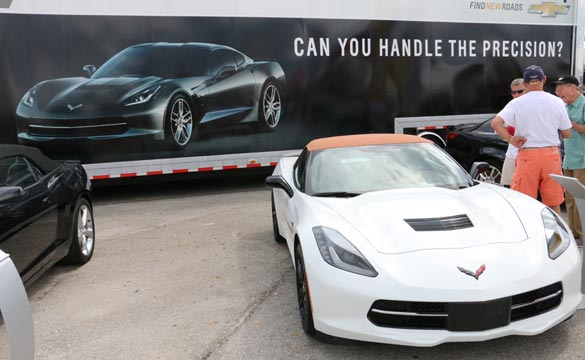April 2015 Corvette Sales