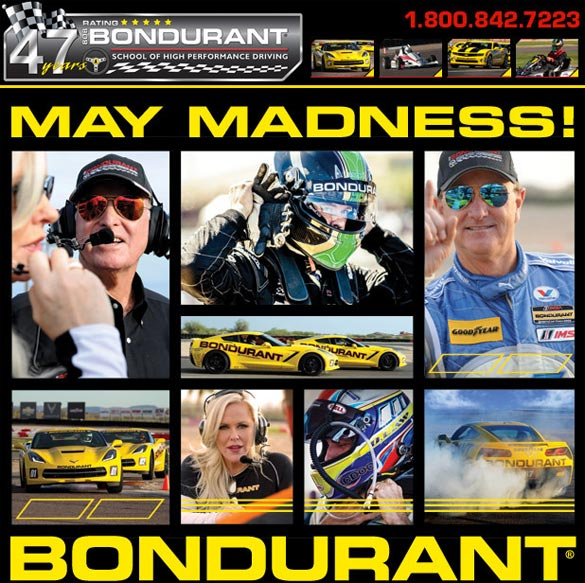 May Madness at Bondurant!