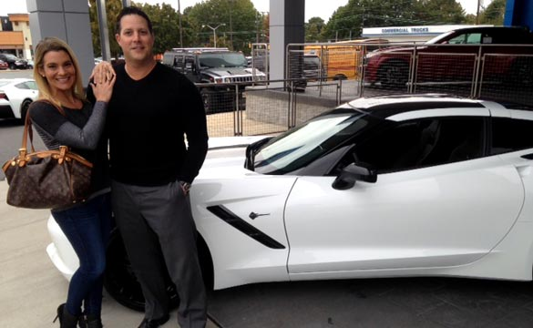 [DVR ALERT] See Mike Furman Deliver a Corvette Stingray Tonight on Bravo TV's The Newlyweds