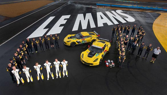 The National Corvette Museum Will Host a 24 Hours of Le Mans Viewing