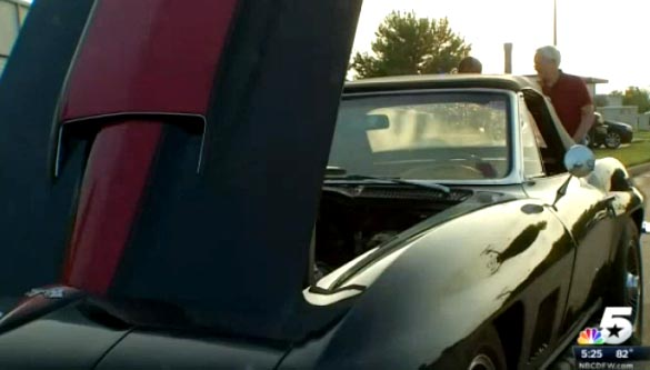 [STOLEN] 1967 Corvette Stolen 42 Years Ago is Returned to its Original Owner