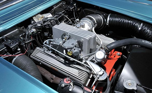 1958 Corvette Fuelie Collection Heading to Mecum Indy