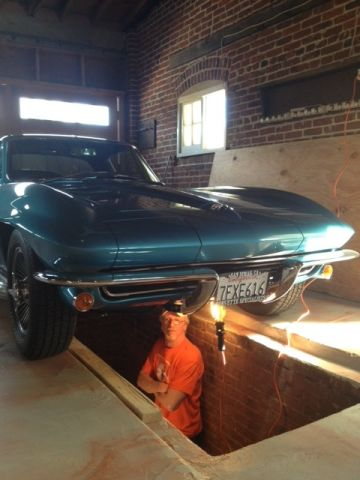 See What this Corvette Owner Found Hidden In His 100 Year Old Garage