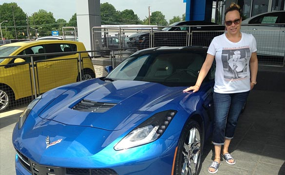 Corvette Delivery Dispatch with National Corvette Seller Mike Furman for Week of May 17th
