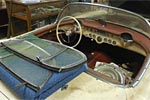 This Barn Find 1954 Corvette Parked 51 Years Ago Sells for $52,000