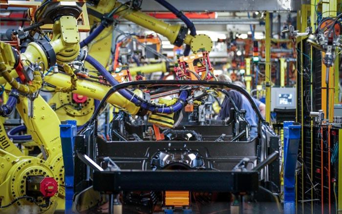 GM to Invest $439 Million for a New Corvette Paint Shop