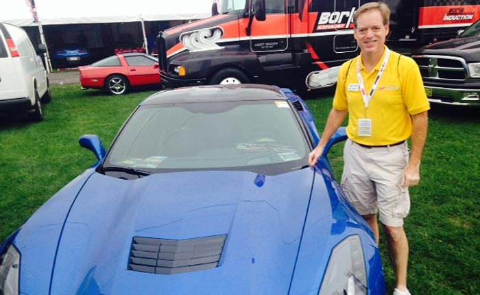 Corvette Assembly Plant Manager Jeff Lamarche Promoted to Manager of Flint Assembly Plant