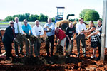 Corvette Museum's Motorsports Park Breaks Ground on the Holley Control Tower
