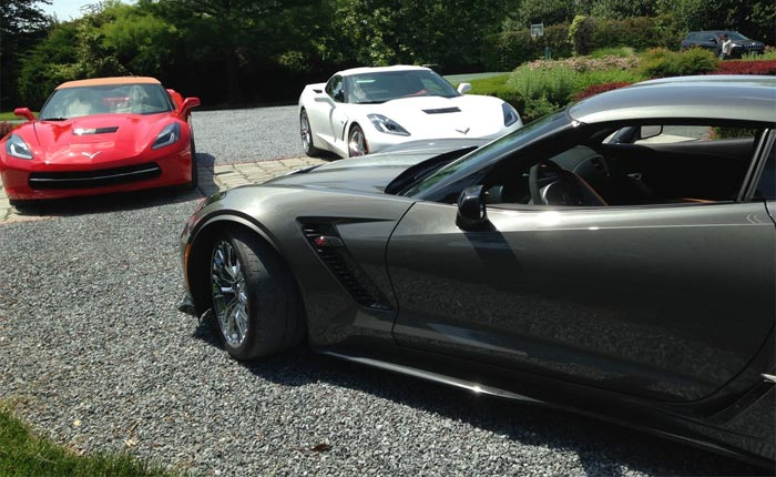 Corvette Delivery Dispatch with National Corvette Seller Mike Furman for Week of May 31st