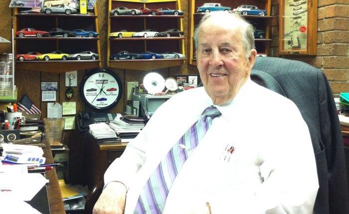 Corvette Hall of Famer Bob McDorman Passes Away at 82