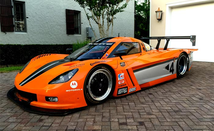 Corvette Daytona Prototype Sold to Private Collector