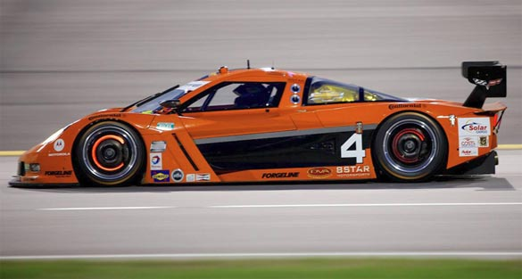 Corvette Daytona Prototype Sold to Private Collector