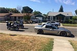 Police in Stockton Impound C5 Corvette Involved in Sideshows and a High-speed Chase