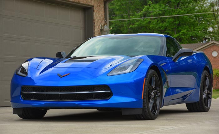 May 2015 Corvette Sales