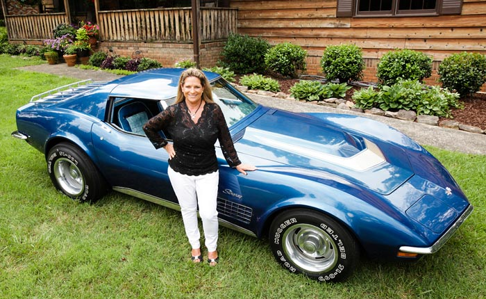 [VIDEO] Allstate Returns a 1972 Corvette Stolen 43 Years Ago to its Original Owner