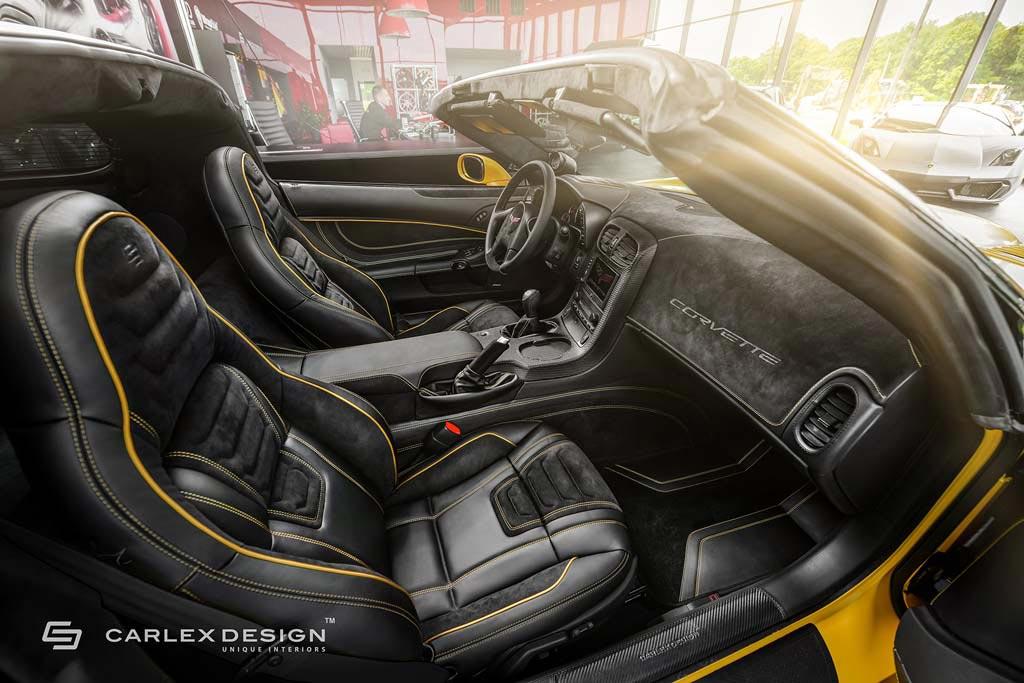 Superior Carlex Design Creates Top Shelf Interior And Exterior Upgrades For Your C6  Corvette ... Design Ideas