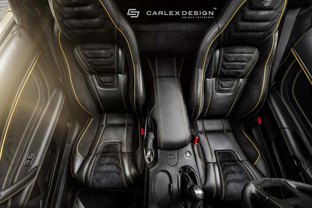 Carlex Design Creates Top Shelf Interior And Exterior Upgrades For Your C6  Corvette ...