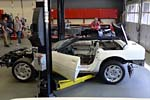 [PICS] General Motors Shows off Restoration Progress on the 1 Millionth Corvette