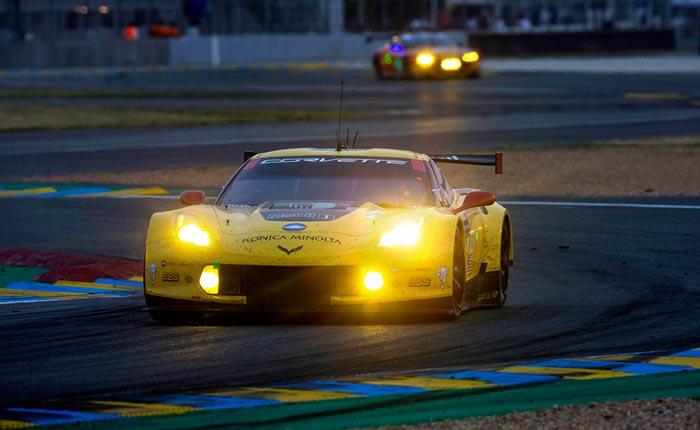 Corvette Racing at Le Mans: Halfway Update