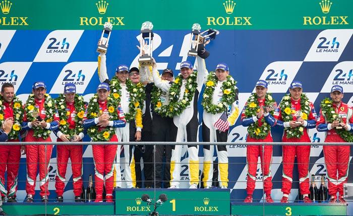 Corvette Racing at Le Mans: A Chevrolet Corvette Comeback Victory