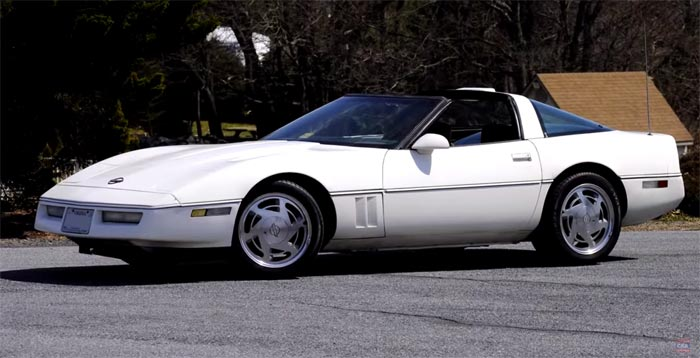 [VIDEO] Regular Car Reviews: The C4 1988 Corvette