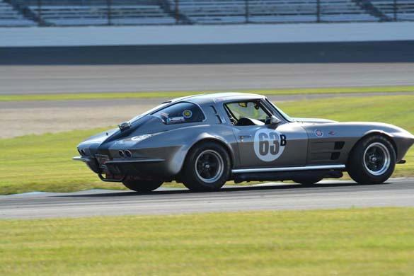 Vintage Corvette Racers at Indianapolis