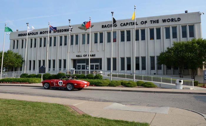 [GALLERY] Vintage Corvette Racers at Indianapolis (44 Corvette photos)