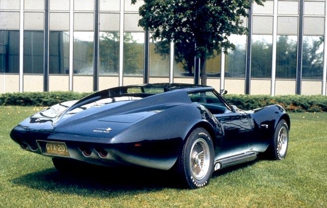 Chevrolet Registers a Trademark for 'Corvette Manta Ray'