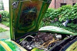 Corvettes on eBay: Wild 1971 Corvette with Psychedelic Paint Job