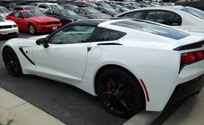 Raffle of 2015 C7 Corvette Stingray to Benefit Patty Pollatos Fund