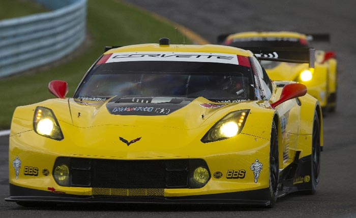Corvette Racing at Watkins Glen: Points Pay Off for Starting Positions