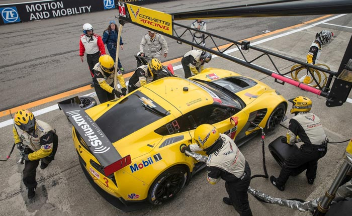 Corvette Racing's Coverage of the Corvette DPs Undermines its Core Fan Base