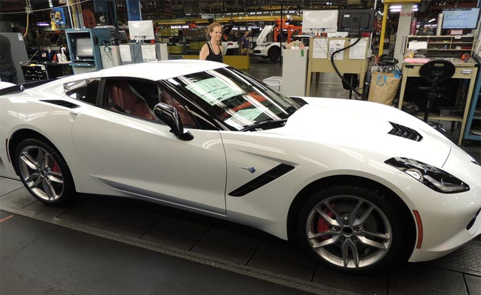 Corvette Delivery Dispatch with National Corvette Seller Mike Furman for Week of July 5th