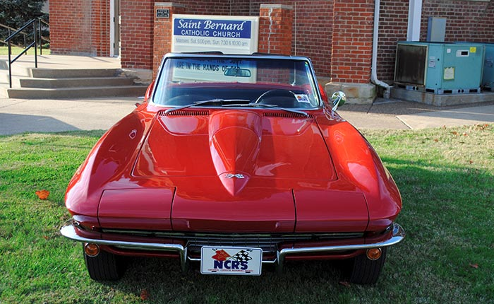 [VIDEO] St. Bernard Classic Corvette Giveaway is Saturday. Do you have your tickets?E