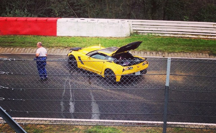 Road & Track: GM Source Says No to 7:08 Nurburgring Lap for the 2015 Corvette Z06